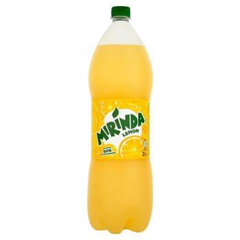Mirinda Lemon Napój gazowany 2 l