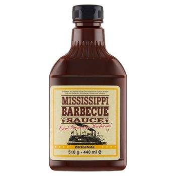 Mississippi Sos barbecue 510 g