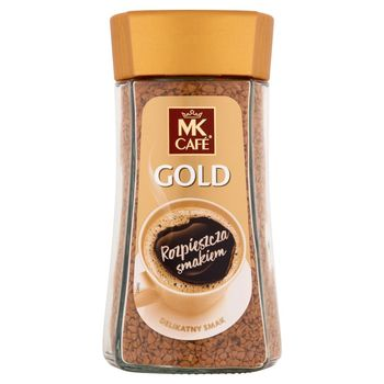 MK Café Gold Kawa rozpuszczalna 175 g