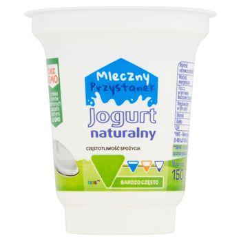 Mleczny Przystanek Jogurt naturalny 150 g