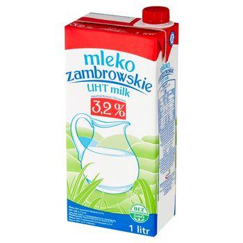 Mleko zambrowskie UHT 3,2 % 1 l