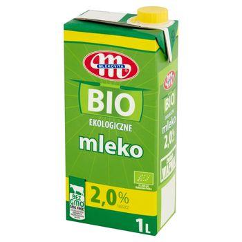 Mlekovita BIO Ekologiczne mleko 2,0% 1 l