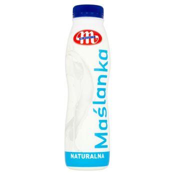Mlekovita Maślanka naturalna 400 g