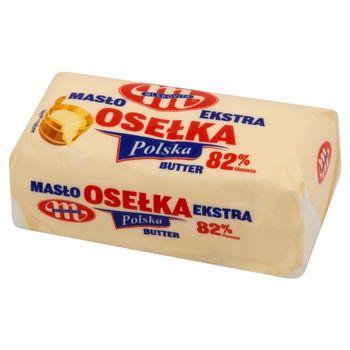 Mlekovita Masło ekstra osełka polska 300 g