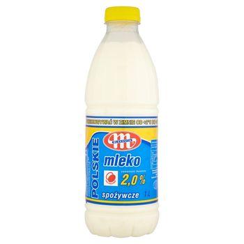 Mlekovita Mleko Polskie spożywcze 2,0% 1 l