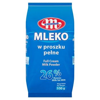 Mlekovita Mleko w proszku pełne 500 g