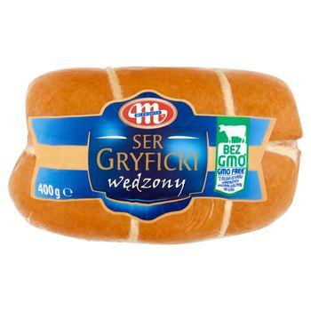 Mlekovita Ser Gryficki wędzony 400 g
