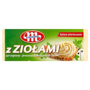 Mlekovita Ser topiony z ziołami 100 g