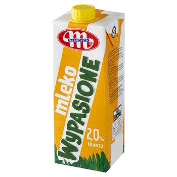 Mlekovita Wypasione Mleko UHT 2,0 % 1 l