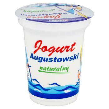 Mlekpol Jogurt Augustowski naturalny 350 g