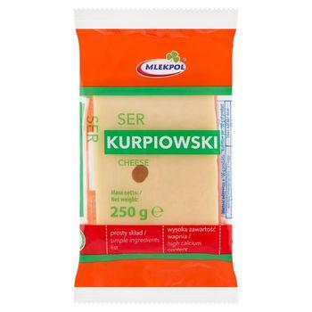 Mlekpol Ser Kurpiowski 250 g