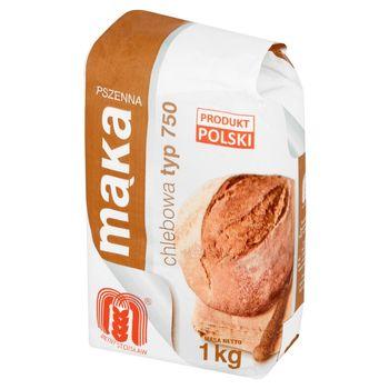 Młyny Stoisław Mąka pszenna chlebowa typ 750 1 kg
