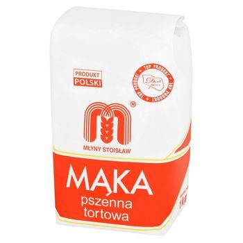 Młyny Stoisław Mąka pszenna tortowa typ 450 1 kg