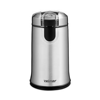 Mocny młynek do kawy ZELMER ZCG7425 150W INOX