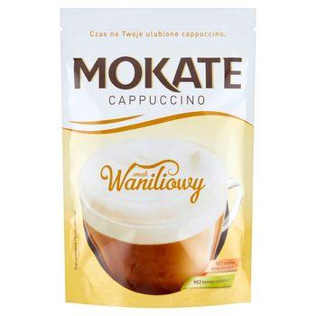 Mokate Cappuccino smak waniliowy 110 g