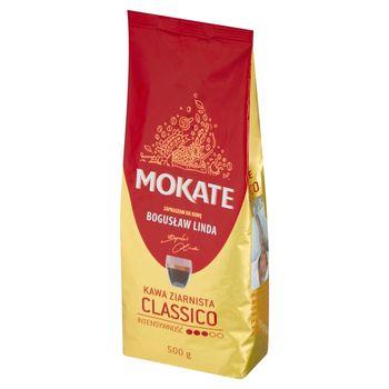 Mokate Classico Kawa ziarnista 500 g