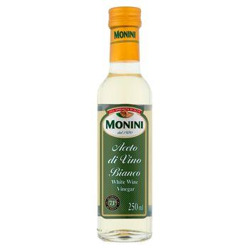 Monini Ocet winny biały 250 ml