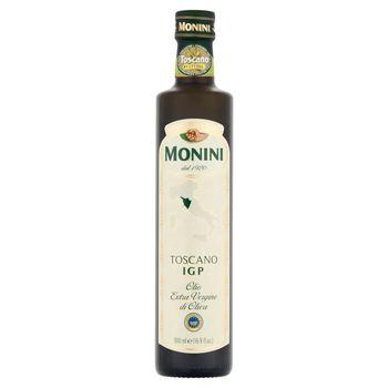 Monini Toscano IGP Oliwa z oliwek najwyższej jakości z pierwszego tłoczenia 500 ml