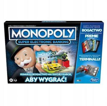 Monopoly Super Electrnic Banking E8978