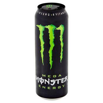 Monster Energy Mega Gazowany napój energetyczny 553 ml