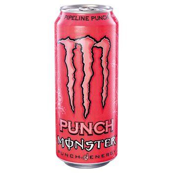 Monster Energy Pipeline Punch Gazowany napój energetyczny 500 ml