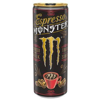 Monster Espresso Espresso and Milk Napój kawowy 250 ml