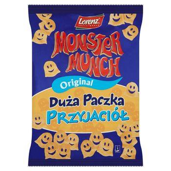 Monster Munch Original Chrupki ziemniaczane solone 150 g