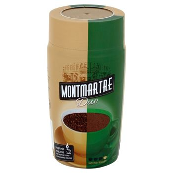 Montmartre Duo Kawa rozpuszczalna 100 g