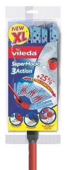 Mop VILEDA SuperMocio 3 Action Velour