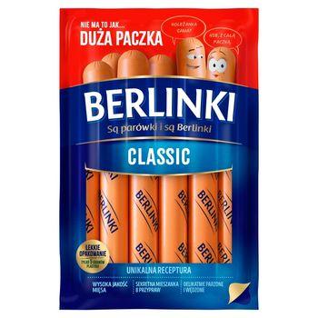 Berlinki Classic Parówki 500 g