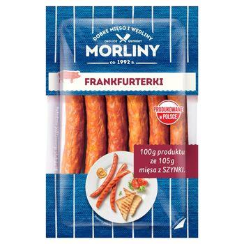 Morliny Frankfurterki 240 g