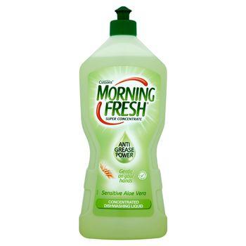 Morning Fresh Sensitive Aloe Vera Skoncentrowany płyn do mycia naczyń 900 ml