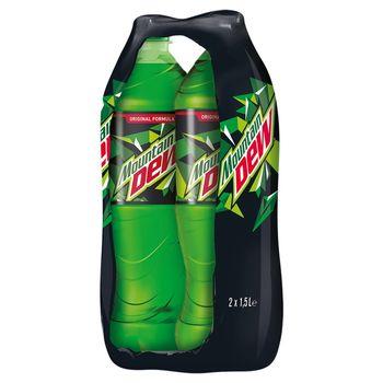 Mountain Dew Napój gazowany 2 x 1,5 l