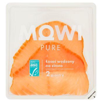 Mowi Pure Łosoś wędzony na zimno 50 g