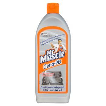 Mr Muscle Cera-fix do ceramicznych i indukcyjnych płyt kuchennych Preparat 200 ml