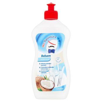 Mr. Sponger Coconut Balsam do mycia naczyń 500 ml
