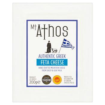 Mt Athos Ser feta tradycyjna P.O.D. 200 g