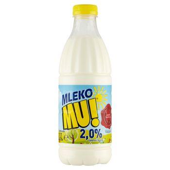 Mu! Mleko 2,0% 1 l