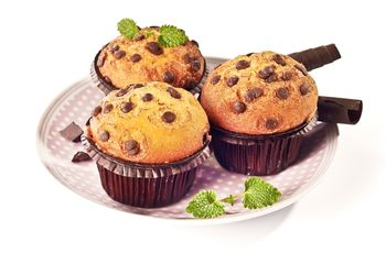 Muffinka o smaku waniliowym  60 g