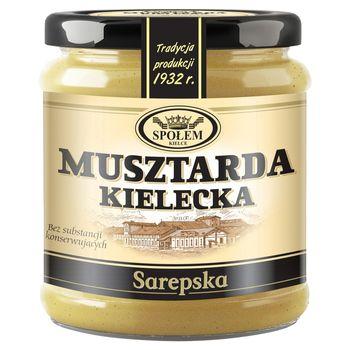 Musztarda Kielecka sarepska 190 g