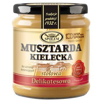 Musztarda Kielecka delikatesowa 190 g