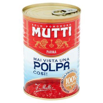 Mutti Pulpa Pomidory drobno krojone bez skórek 400 g