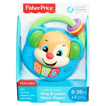 FISHER PRICE Muzyczny odtwarzacz szczeniaczka FPV13