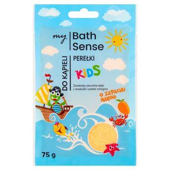 My Bath Sense Kids Perełki do kąpieli o zapachu mango 75 g