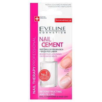 Nail Therapy Professional Nail Cement Odżywka wypełniająca + baza pod lakier