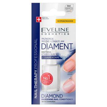Nail Therapy Professional Odżywka do paznokci utwardzająca z diamentami