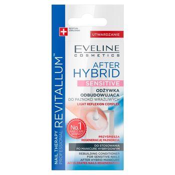 Nail Therapy Professional Revitallum After Hybrid Sensitive odżywka odbudowująca