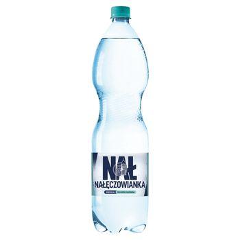 Nałęczowianka Naturalna woda mineralna delikatnie gazowana 1,5 l