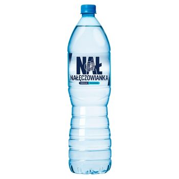 Nałęczowianka Naturalna woda mineralna niegazowana 1,5 l