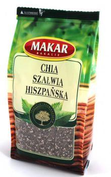 Nasiona Chia - szałwia hiszpańska 300 g